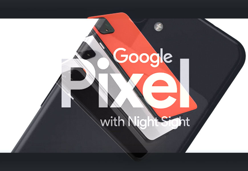 It's insane! The girl can't find words about the upcoming Google Pixel 4 camera