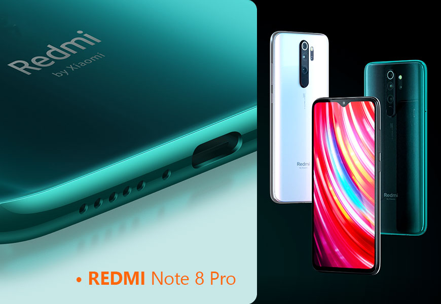 """Review: Redmi Note 8 Pro - 6.5"""" screen, 6 GB of RAM and 4 cameras. The best smartphone in the segment?"""