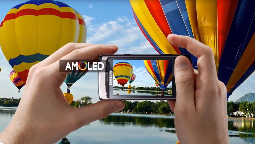Marketing warfare: how Super AMOLED displays help Samsung keep technological leadership